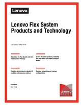 Lenovo Flex System Products and Technology > Lenovo Press